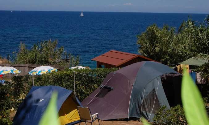 Elba Campeggio La Sorgente