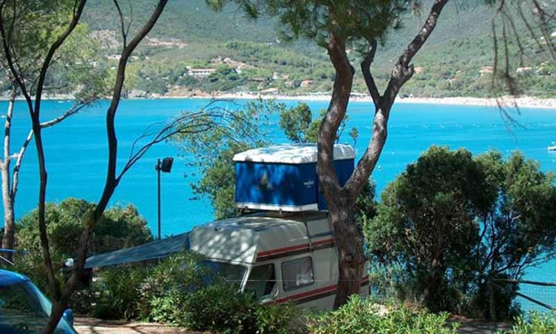 Elba Campeggio Stella Mare