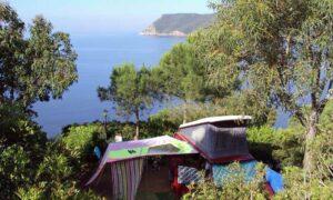 Campeggi Isola d'Elba Camping Stella Mare