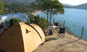 Isola Elba Campeggio Laconella